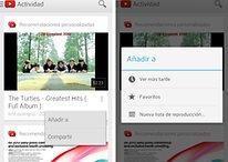 Servicios de Google - Hangouts, Gmail y YouTube se actualizan
