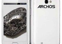 Archos confirma sus tres primeros smartphones