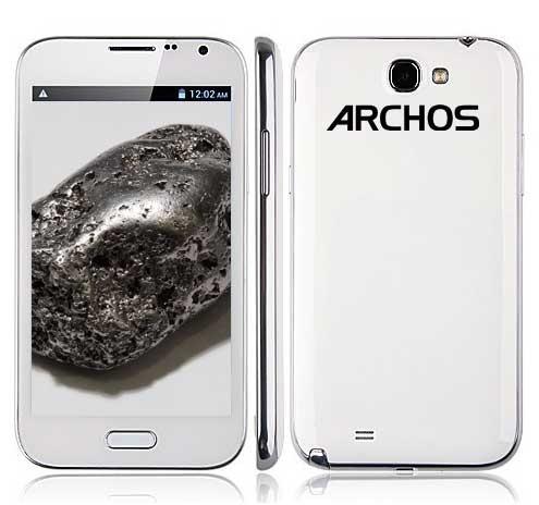 archos smartphone carbon