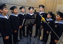 En los tonos de llamada del LG G2 sonarán los Niños Cantores de Viena