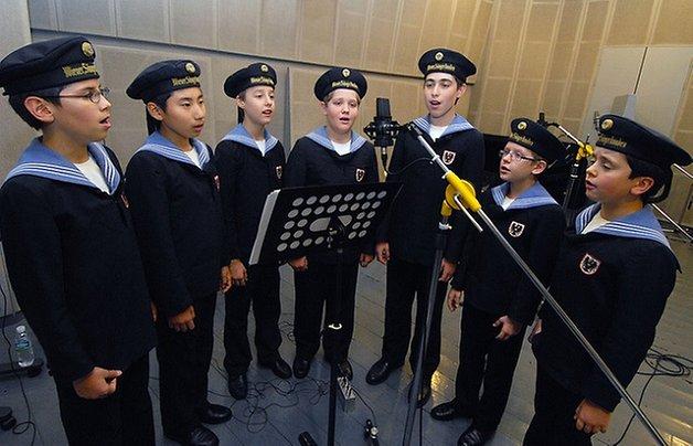 cantores viena