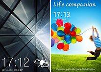 Samsung TouchWiz y HTC Sense en comparación