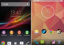 Sony Xperia UI vs. Stock Android: Comparamos dos interfaces de usuario