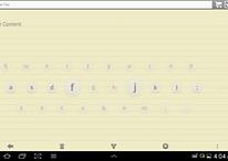 Tras Swype llega Dryft, el teclado para tablets Android