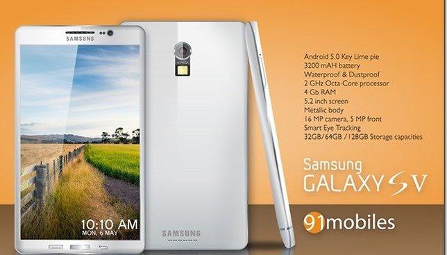 Encuesta de la semana - ¿Cuál es tu diseño favorito del Galaxy S5?