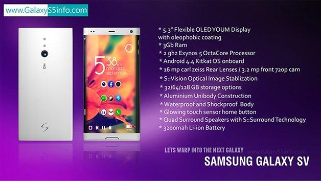 Galaxy S5 concepto4