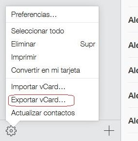 contactos ios android 22