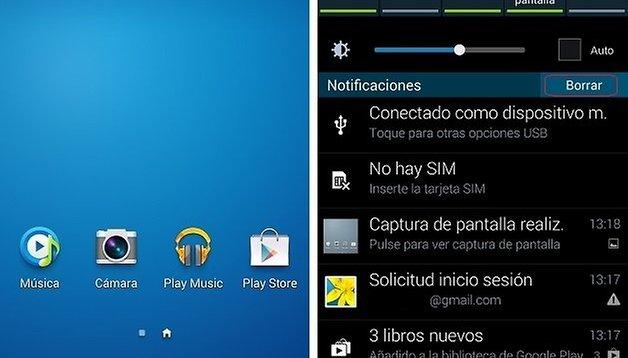 Cómo recuperar notificaciones borradas en Android