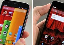 Moto X vs Moto G:  high-end vs low-end Motorola smartphone smackdown