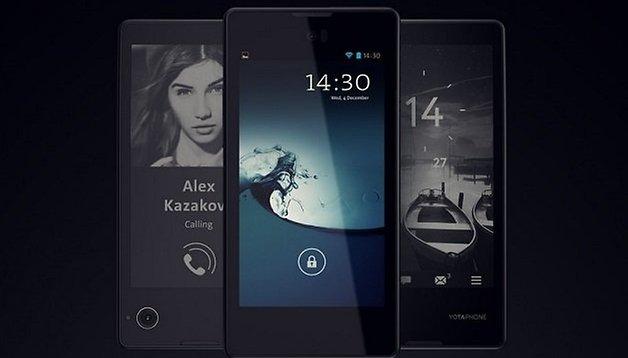 YotaPhone presenta su Yota 2 en el MWC 2014