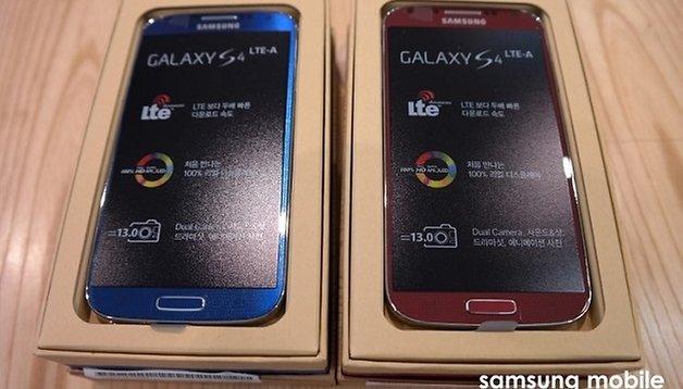 Galaxy S4 LTE-Advance - La versión con Snapdragon 800