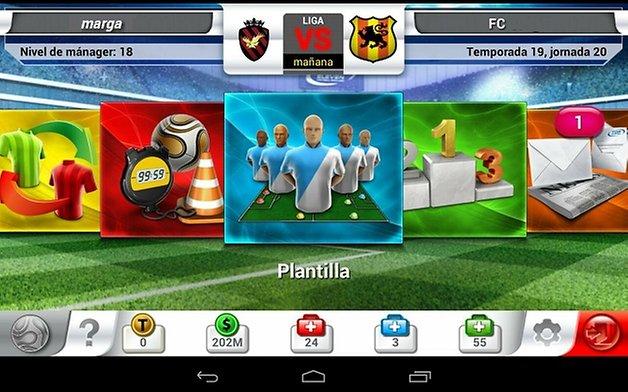 futbol manager 1