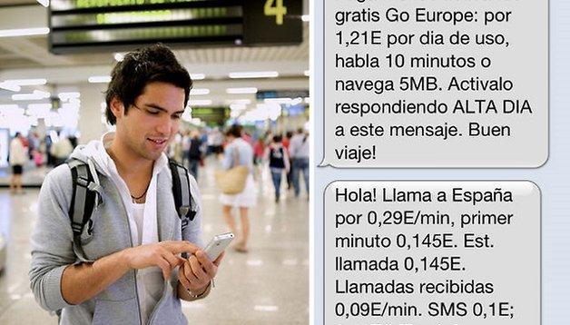 Las nuevas tarifas roaming en Europa
