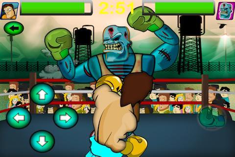 izombie boxing