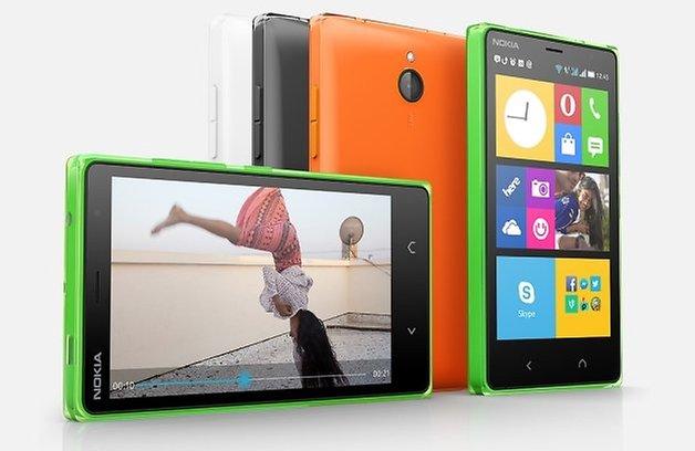 Nokia X2 portada