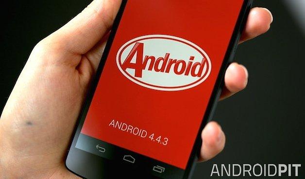 actualizacion android 4 4 3