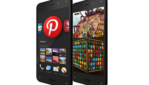 Fire Phone - Amazon lanza su primer smartphone