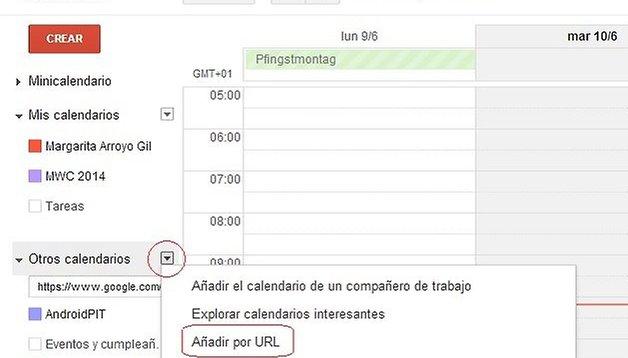 Cómo integrar el Mundial de Brasil en tu calendario Google