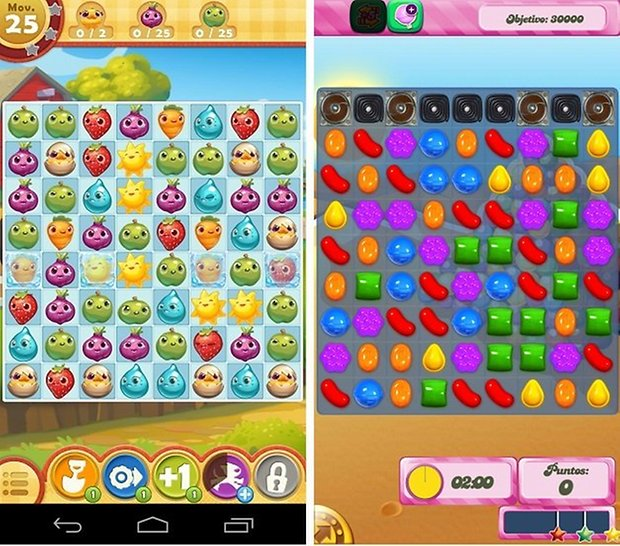 candy farm heroes 2