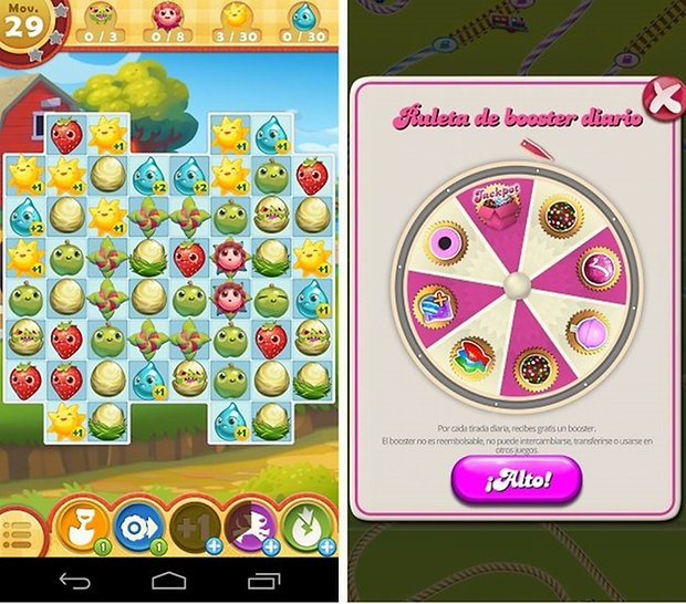 candy farm heroes 4