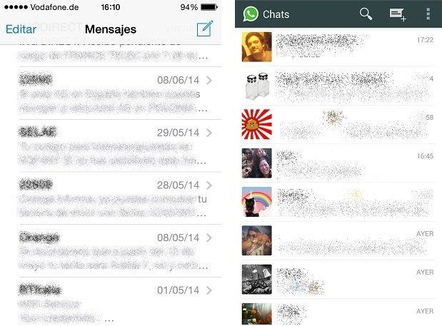 conversaciones imessage whatsapp 33