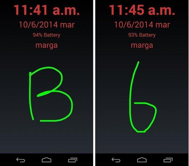 gestos bloqueo android 6