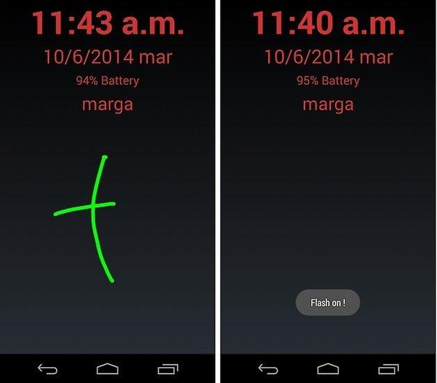 gestos bloqueo android 7