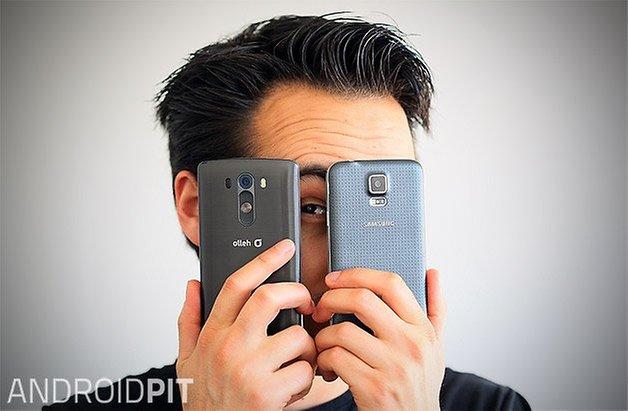 smartphone camaras g3 s5 stephan