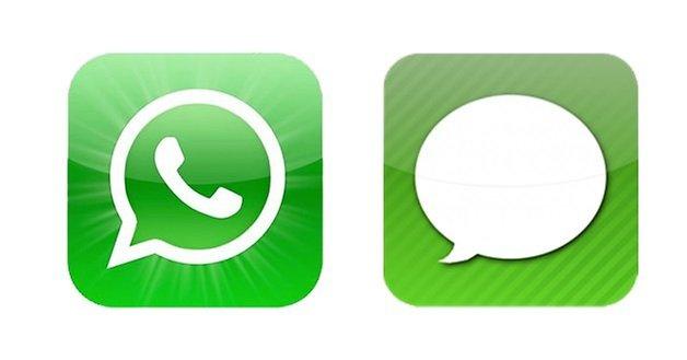 whatsapp imessege