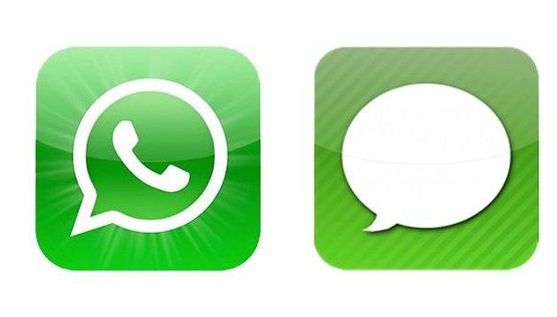 iMessage vs WhatsApp - ¿Qué funciones ha copiado Apple?