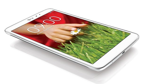 LG G Pad 8.3 es oficial