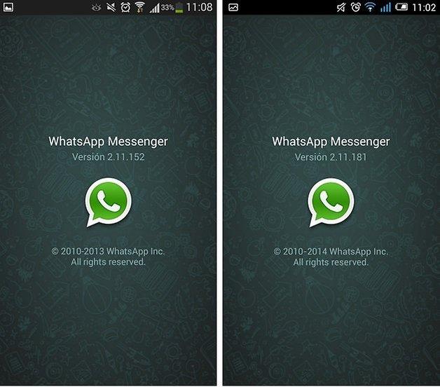 whatsapp confusion