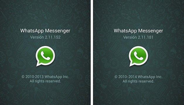 La última y confusa actualización de WhatsApp