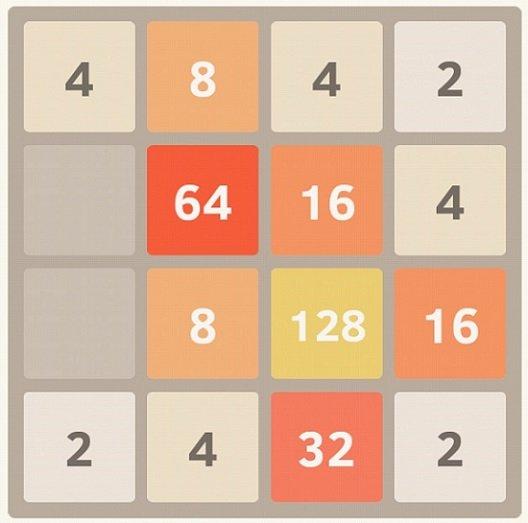 juego 2048 2