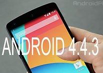 Android 4.4.3 se retrasa y dará problemas al acceso root