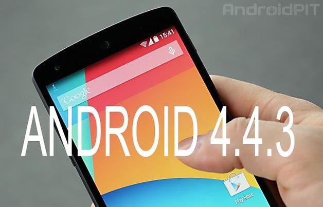 nexus 5 android 4 4 3