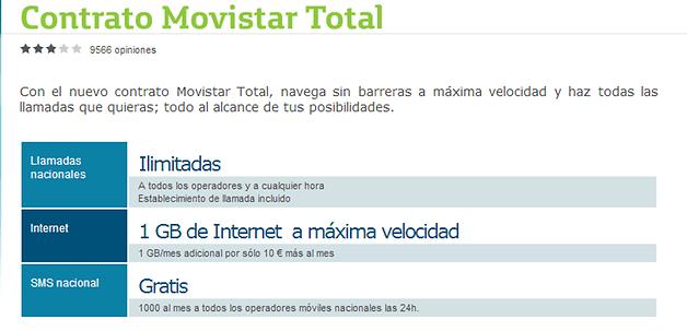 movistar total