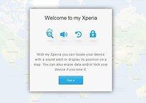'My Xperia' - El 'Find my iPhone' de Sony