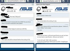chat asus nexus7 1