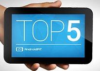 Top 5 - Las mejores noticias Android de la semana