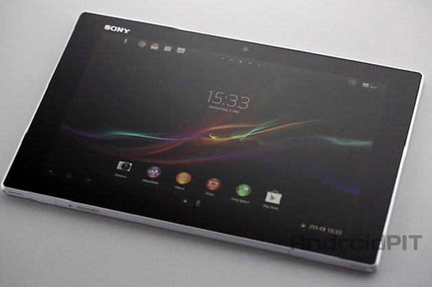xperia tablet z teaser