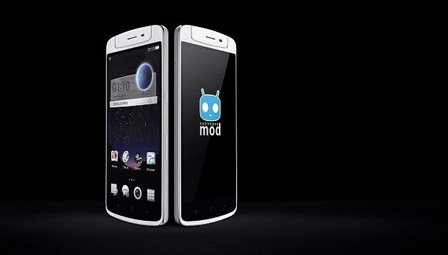 Oppo N1: The CyanogenMod phone