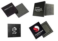 Huawei y Sony - En la guerra por procesadores de ocho núcleos