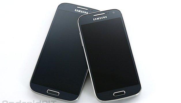 Galaxy S4 Mini e Galaxy S4, il confronto delle funzioni software