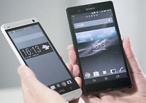 Comparamos el HTC One con el Sony Xperia Z (Vídeo)