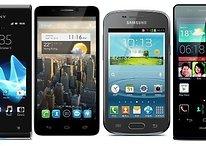 Precios del Huawei Ascend P6, el Xperia J y otros Android baratos