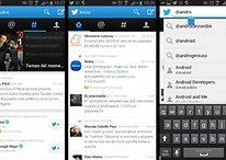 Twitter y Tumblr se actualizan en Android