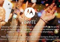 ¿Llegará el Moto X a Europa? - Nuevo evento Motorola
