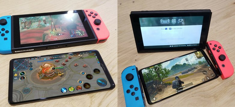 Honor Note 10 leak nintendo switch compare techtasticnl 01