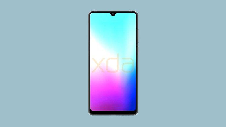 Huawei Mate 20 Render xdadevelopers 2